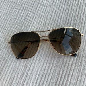 Brand New Aviator Maui Jim Sunglasses